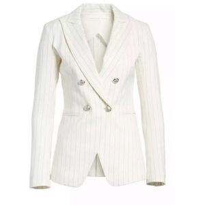 VERONICA BEARD NWOT APOLLO PINSTRIPE BLAZER JACKET